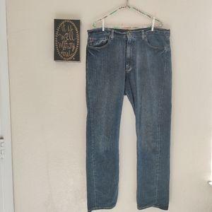 Polo Ralph Lauren 💙 Straight Leg Denim Blue Jeans
